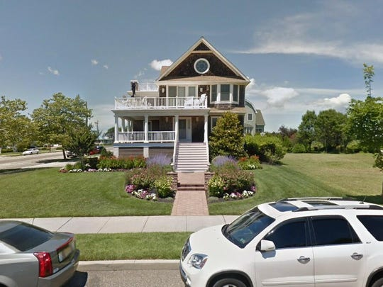 This Google Street View image shows the approximate location of 1401 New Jersey Ave. in Cape May. The property at this address changed hands in December 2019, when the new owner bought the property for $2,275,000.