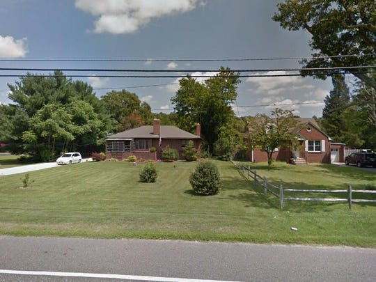 This Google Street View image shows the approximate location of 2429 N. Delsea Drive in Vineland. The property at this address changed hands in December 2019, when new owner bought the property for $145,000.