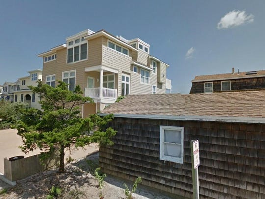 This Google Street View image shows the approximate location of 1309 N. Ocean Ave. in Surf City. The property at this address changed hands in January 2020, when the new owners bought the property for $2,275,000.