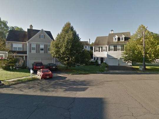 This Google Street View image shows the approximate location of 17 Oxford Court in South Brunswick. The property at this address changed hands in November 2019, when new owners bought the property for $530,000.