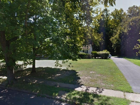 This Google Street View image shows the approximate location of 232 N. Riding Drive in Moorestown. The property at this address changed hands in December 2019, when the new owners bought the property for $607,000.