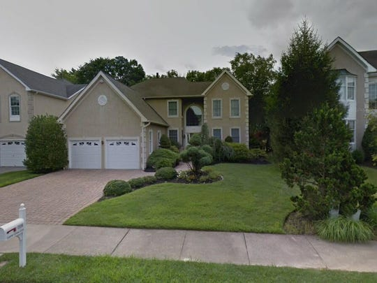 This Google Street View image shows the approximate location of 208 Laurel Creek Blvd. in Moorestown. The property at this address changed hands in January 2020, when new owners bought the property for $600,000.
