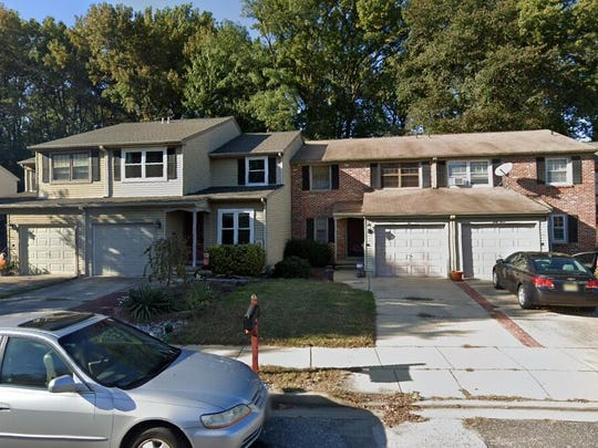This Google Street View image shows the approximate location of 65 Farnwood Road in Mount Laurel. The property at this address changed hands in December 2019, when new owner bought the property for $241,000.
