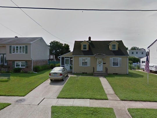 This Google Street View image shows the approximate location of 736 Bordentown Road in Burlington City. The property at this address changed hands in November 2019, when new owner bought the property for $111,500.
