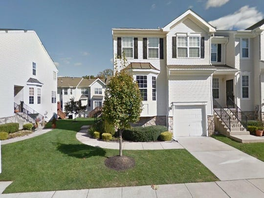 This Google Street View image shows the approximate location of 212 Hawthorne Way in Delran. The property at this address changed hands in December 2019, when new owner bought the property for $258,500.