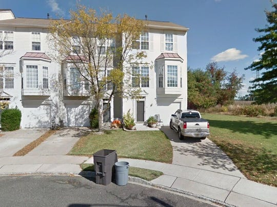 This Google Street View image shows the approximate location of 31 Firethorn Lane in Delran. The property at this address changed hands in November 2019, when new owner bought the property for $218,000.