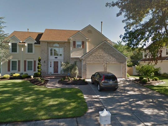 This Google Street View image shows the approximate location of 21 Fulton Drive in Mount Laurel. The property at this address changed hands in January 2020, when new owner bought the property for $472,000.