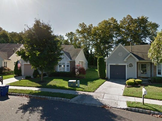 This Google Street View image shows the approximate location of 104 Peppergrass Drive So in Mount Laurel. The property at this address changed hands in January 2020, when new owner bought the property for $300,000.