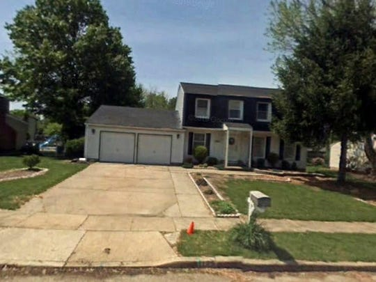 This Google Street View image shows the approximate location of 129 Meadow Lane in Evesham. The property at this address changed hands in January 2020, when new owners bought the property for $352,000.