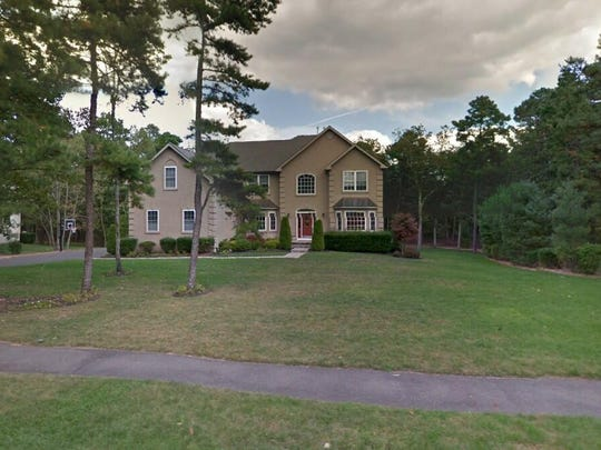 This Google Street View image shows the approximate location of 8 Benjamin W. Way in Evesham. The property at this address changed hands in December 2019, when new owners bought the property for $555,000.