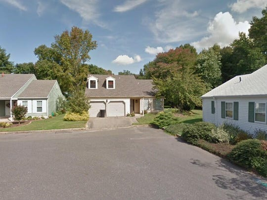 This Google Street View image shows the approximate location of 7 Stonybrook Court in Medford. The property at this address changed hands in December 2019, when new owner bought the property for $232,000.