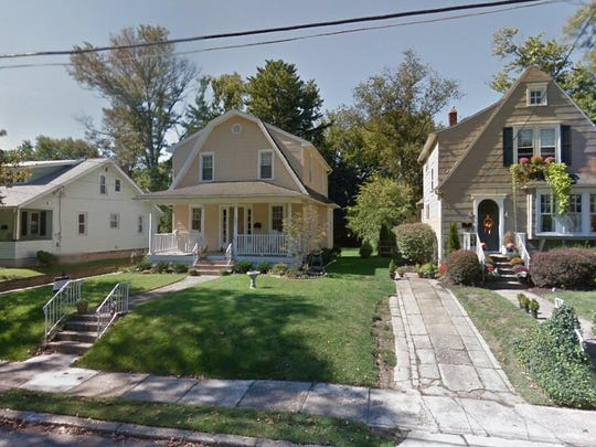 This Google Street View image shows the approximate location of 404 S. Washington Ave. in Moorestown. The property at this address changed hands in January 2020, when new owners bought the property for $356,000.