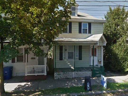 This Google Street View image shows the approximate location of 50 Mt Holly Ave. in Mount Holly. The property at this address changed hands in December 2019, when new owners bought the property for $118,000.