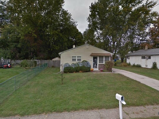 This Google Street View image shows the approximate location of 210 Robin Lane in Mount Holly. The property at this address changed hands in December 2019, when new owner bought the property for $165,000.