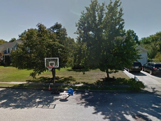 This Google Street View image shows the approximate location of 616 Saratoga Road in Mount Laurel. The property at this address changed hands in December 2019, when new owners bought the property for $385,000.