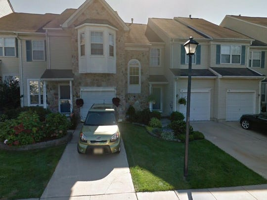 This Google Street View image shows the approximate location of 7 Dorset Court in Bordentown Township. The property at this address changed hands in December 2019, when new owners bought the property for $315,000.