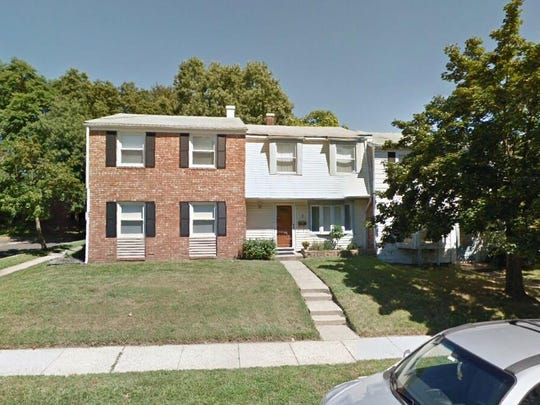 This Google Street View image shows the approximate location of 8 Pine St. in Willingboro. The property at this address changed hands in November 2019, when new owners bought the property for $97,000.