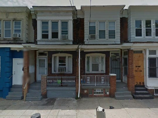 This Google Street View image shows the approximate location of 1292 Chase St. in Camden. The property at this address changed hands in October 2019, when new owner bought the property for $45,000.
