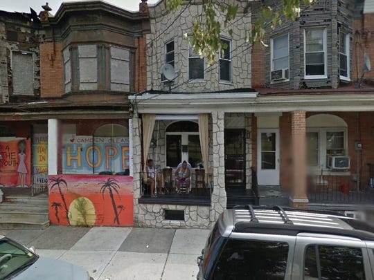 This Google Street View image shows the approximate location of 1484 Louis St. in Camden. The property at this address changed hands in October 2019, when new owner bought the property for $45,000.