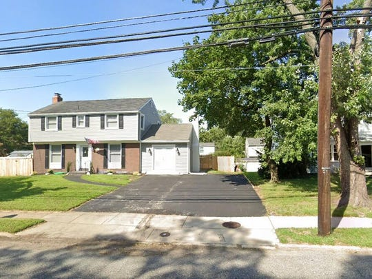 This Google Street View image shows the approximate location of 3405 Church Road in Cherry Hill. The property at this address changed hands in October 2019, when new owners bought the property for $294,500.
