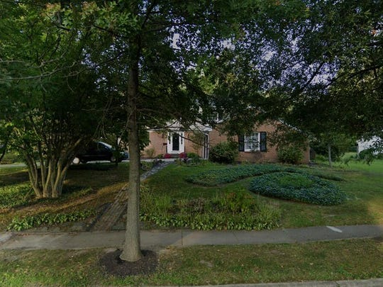 This Google Street View image shows the approximate location of 160 Pearl Croft Road in Cherry Hill. The property at this address changed hands in November 2019, when new owners bought the property for $410,000.