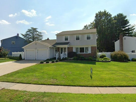 This Google Street View image shows the approximate location of 7 Spinning Wheel Lane in Gloucester Township. The property at this address changed hands in November 2019, when new owner bought the property for $247,500.