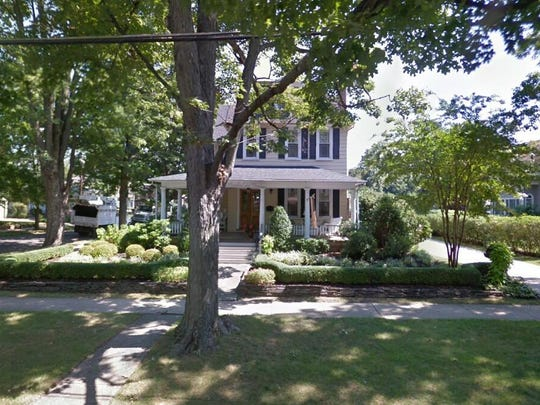 This Google Street View image shows the approximate location of 401 Washington Ave. in Haddonfield. The property at this address changed hands in November 2019, when the new owners bought the property for $830,000.