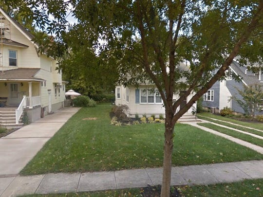This Google Street View image shows the approximate location of 133 Washington Terrace in Audubon. The property at this address changed hands in December 2019, when new owners bought the property for $277,000.