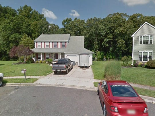 This Google Street View image shows the approximate location of 26 Firethorn Lane in Gloucester Township. The property at this address changed hands in November 2019, when new owners bought the property for $245,000.