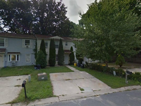 This Google Street View image shows the approximate location of 192 Hampshire Road in Gloucester Township. The property at this address changed hands in October 2019, when new owner bought the property for $69,000.