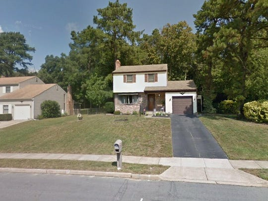 This Google Street View image shows the approximate location of 21 Fox Chase Drive in Gloucester Township. The property at this address changed hands in November 2019, when new owners bought the property for $177,500.