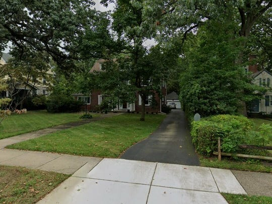 This Google Street View image shows the approximate location of 104 W. Maple Ave. in Merchantville. The property at this address changed hands in October 2019, when new owner bought the property for $365,000.