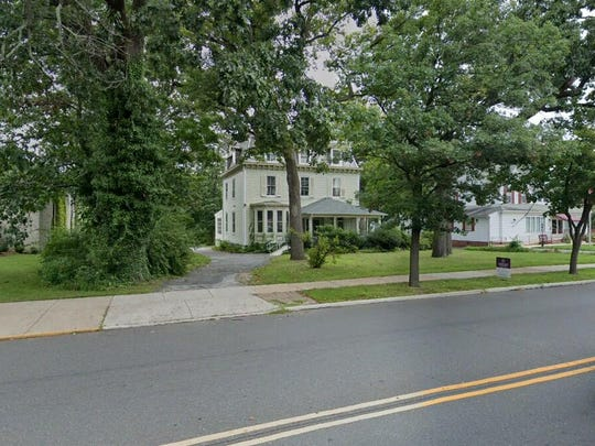 This Google Street View image shows the approximate location of 35 W. Maple Ave. in Merchantville. The property at this address changed hands in December 2019, when new owner bought the property for $235,000.