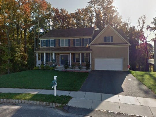 This Google Street View image shows the approximate location of 205 Peony Lane in Deptford. The property at this address changed hands in December 2019, when new owner bought the property for $315,000.