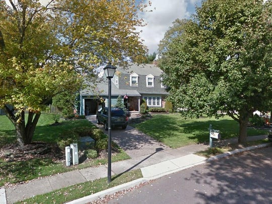 This Google Street View image shows the approximate location of 756 Carter Hill Drive in West Deptford. The property at this address changed hands in December 2019, when new owner bought the property for $303,000.