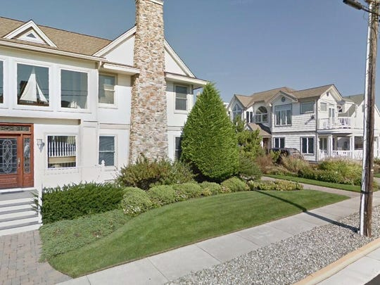 This Google Street View image shows the approximate location of 14 93rd St. in Stone Harbor. The property at this address changed hands in January 2020, when the new owners bought the property for $4,300,000.