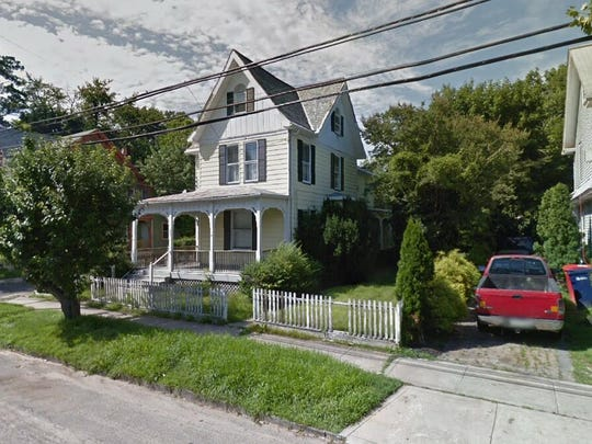 This Google Street View image shows the approximate location of 109 Hampton St. in Bridgeton. The property at this address changed hands in January 2020, when new owner bought the property for $63,000.