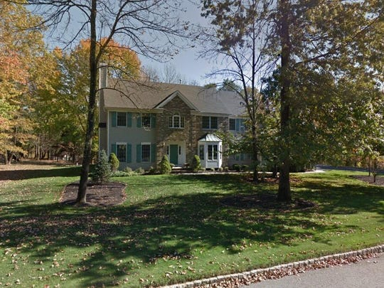 This Google Street View image shows the approximate location of 982 Tullo Farm Road in Bridgewater. The property at this address changed hands in October 2019, when the new owner bought the property for $840,000.