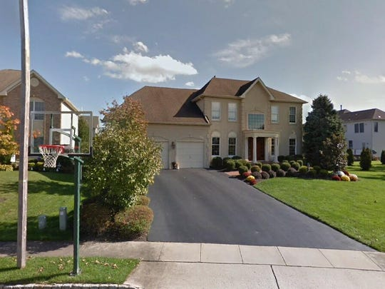 This Google Street View image shows the approximate location of 10 Swedes Lane in Moorestown. The property at this address changed hands in December 2019, when the new owners bought the property for $720,000.