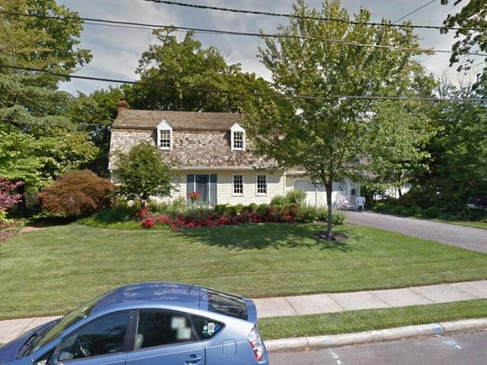 This Google Street View image shows the approximate location of 233 Eastbourne Terrace in Moorestown. The property at this address changed hands in January 2020, when the new owners bought the property for $550,000.