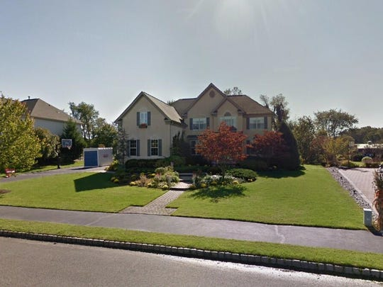 This Google Street View image shows the approximate location of 32 Sheffield Drive in Moorestown. The property at this address changed hands in January 2020, when the new owners bought the property for $985,000.