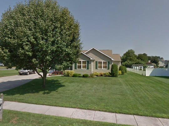 This Google Street View image shows the approximate location of 2030 Rudolph Drive in Vineland. The property at this address changed hands in January 2020, when new owner bought the property for $207,000.