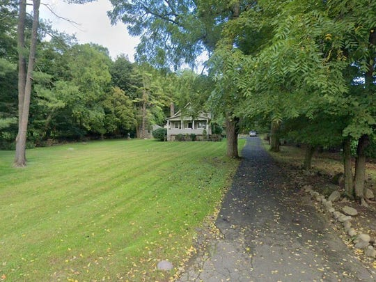 This Google Street View image shows the approximate location of 242 E. Saddle River Road in Saddle River. The property at this address changed hands in October 2019, when new owner bought the property for $550,000.