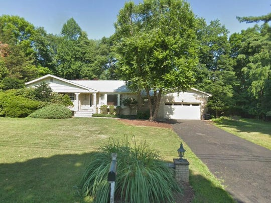 This Google Street View image shows the approximate location of 11 Arrowhead Drive in Upper Saddle River. The property at this address changed hands in October 2019, when new owner bought the property for $610,000.
