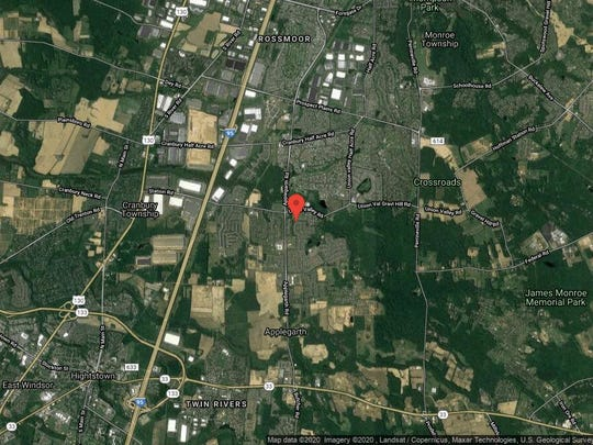 This aerial photo shows the approximate location of 83 Timber Hill Drive in Monroe. The property at this address changed hands in January 2020, when new owners bought the property for $532,000.