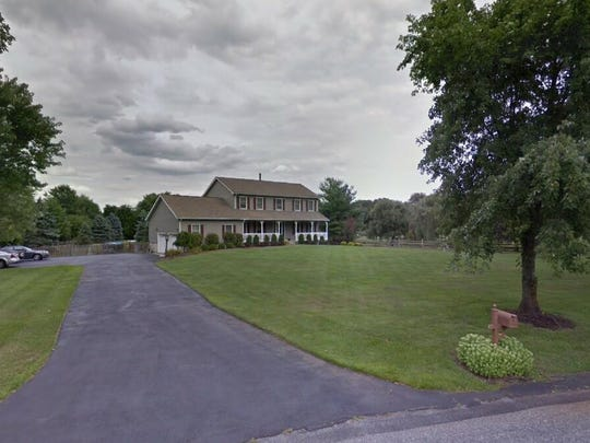 This Google Street View image shows the approximate location of 1 Country Way in Lumberton. The property at this address changed hands in December 2019, when new owners bought the property for $437,000.