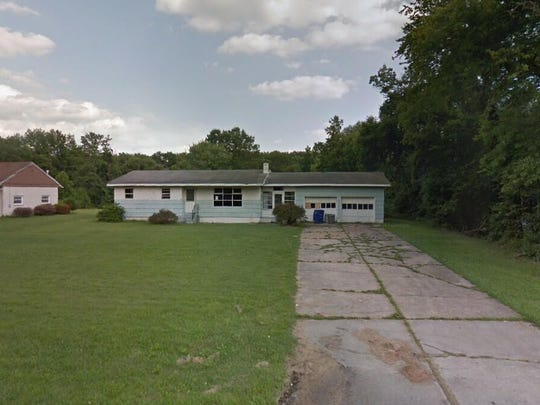 This Google Street View image shows the approximate location of 1038 Hainspt-Mt Laurel Road in Mount Laurel. The property at this address changed hands in January 2020, when new owners bought the property for $265,000.