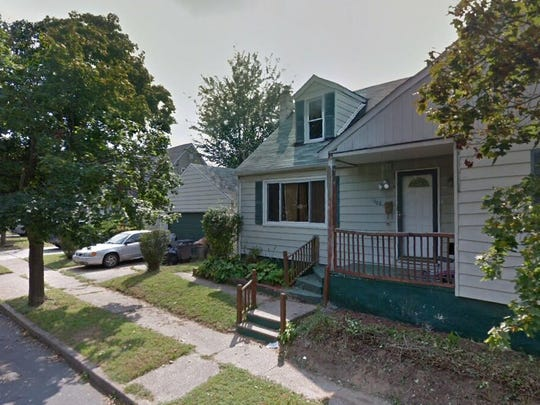 This Google Street View image shows the approximate location of 1106 Walnut St. in Burlington City. The property at this address changed hands in December 2019, when new owner bought the property for $190,000.