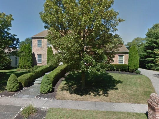 This Google Street View image shows the approximate location of 32 Daylily Drive in Mount Laurel. The property at this address changed hands in December 2019, when new owners bought the property for $460,000.