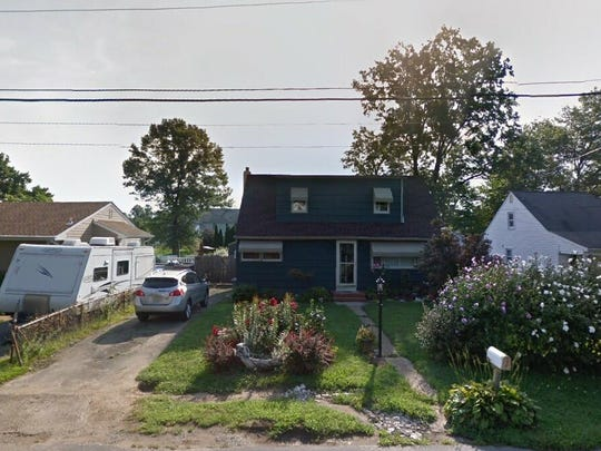 This Google Street View image shows the approximate location of 867 E. Drive in Bordentown Township. The property at this address changed hands in December 2019, when new owner bought the property for $170,000.